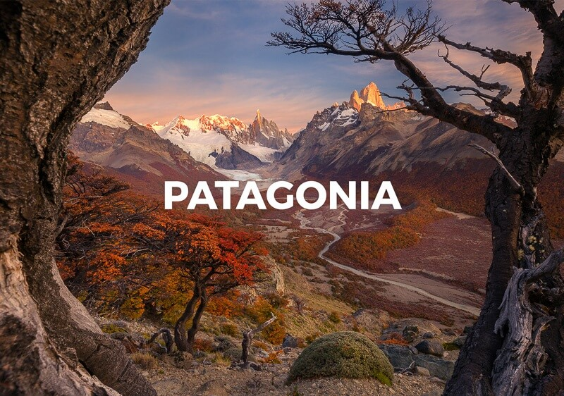 Patagonia photo tour with Marco Grassi Photography