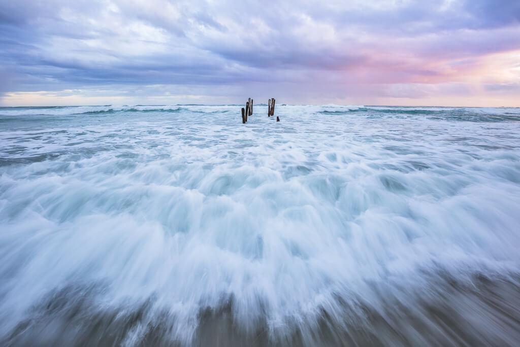Dunedin, St. Claire Beach, Southland, New Zealand landscape, Marco Grassi, Marco Grassi Photography,