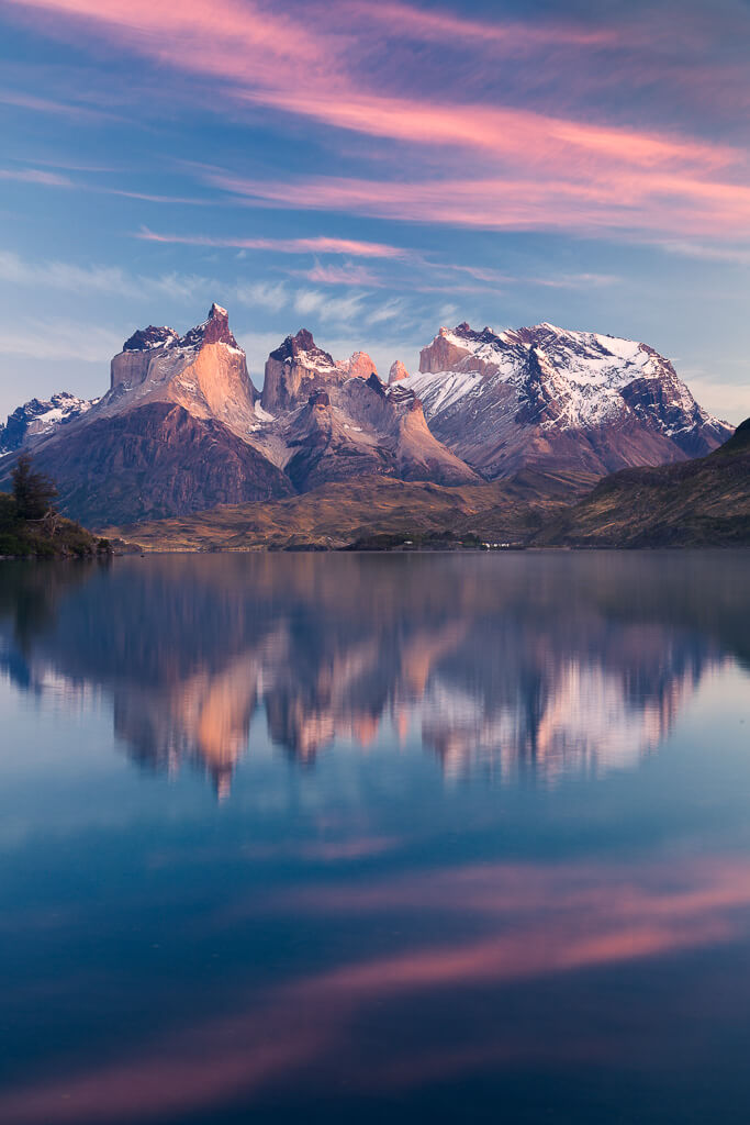 Lake Pehoé,Torres del Paine, Chile, Chile Landscape, Los cuernos, Patagonia, Patagonia workshop, Patagonia photo tour, Marco Grassi, Marco Grassi Photography,