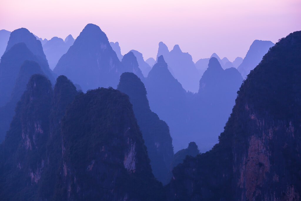 Karst mountain, Guilin, China landscape, ,Marco Grassi, Marco Grassi Photography,