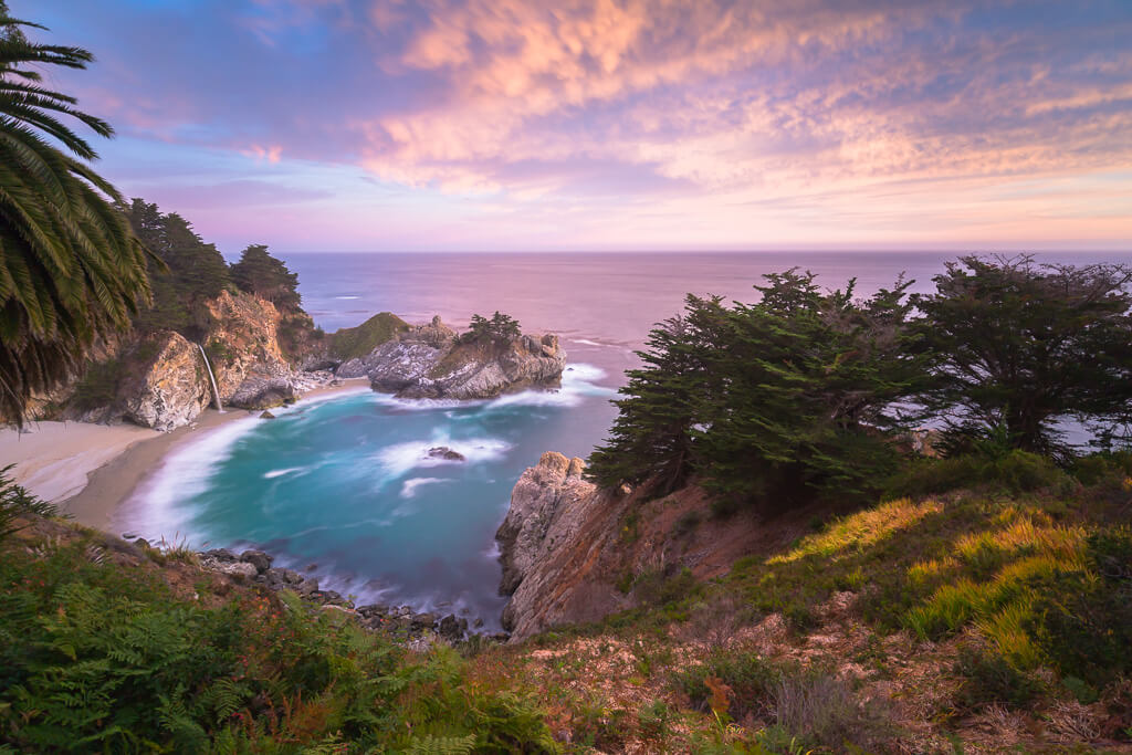 California, Big Sur, Mcway,,Marco Grassi, Marco Grassi Photography, falls, South West,