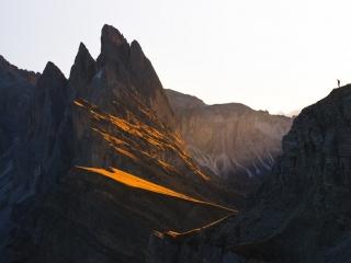 Autumn, Seceda, Dolomites, Dolomiti, Italy, Landscape, Marco Grassi, Marco Grassi Photography