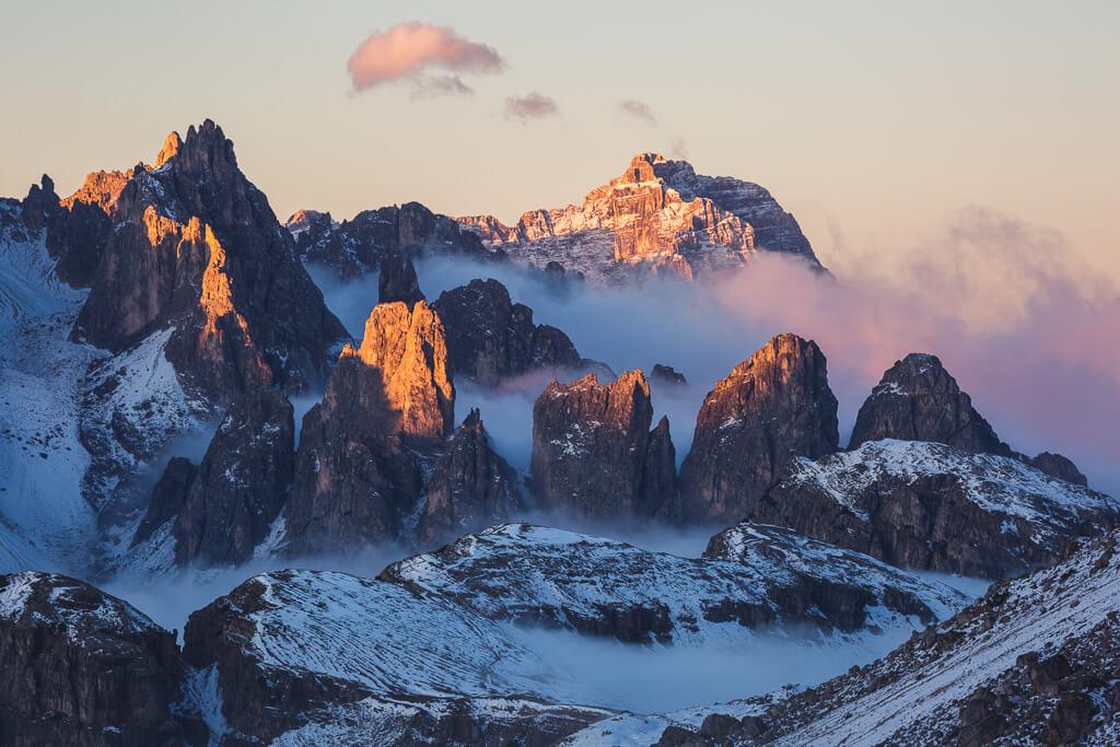 Autumn, Mountains, Dolomites, Dolomiti, Italy, Landscape, Marco Grassi, Marco Grassi Photography