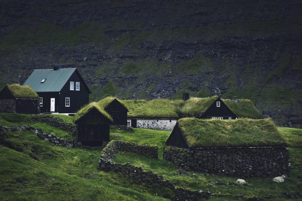 Saksun Village during the Faroe Islands Photo Tour