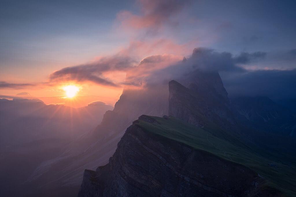 Summer, Seceda, Dolomites, Dolomiti, Italy, Landscape, Marco Grassi, Marco Grassi Photography