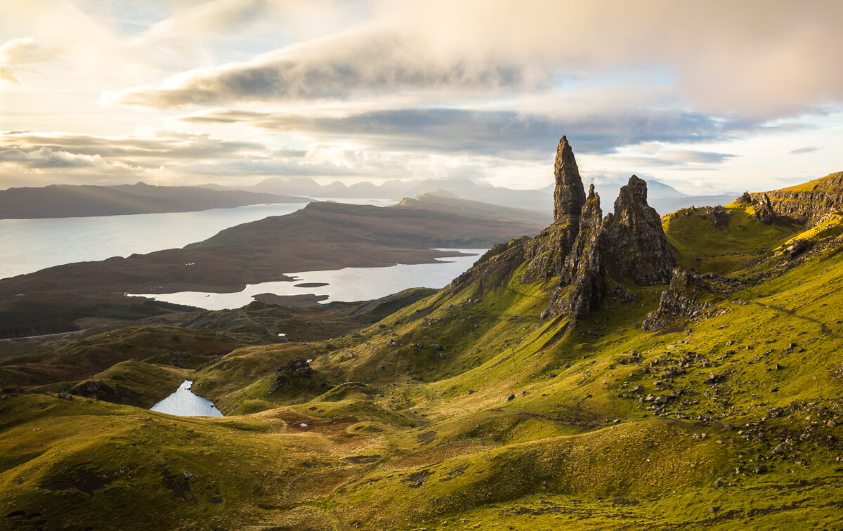 Old Man of Storr, Scotland, Highlands, The Storr, Isle of Skye, Marco Grassi, Marco Grassi Photography, Fine art landscape photography,
