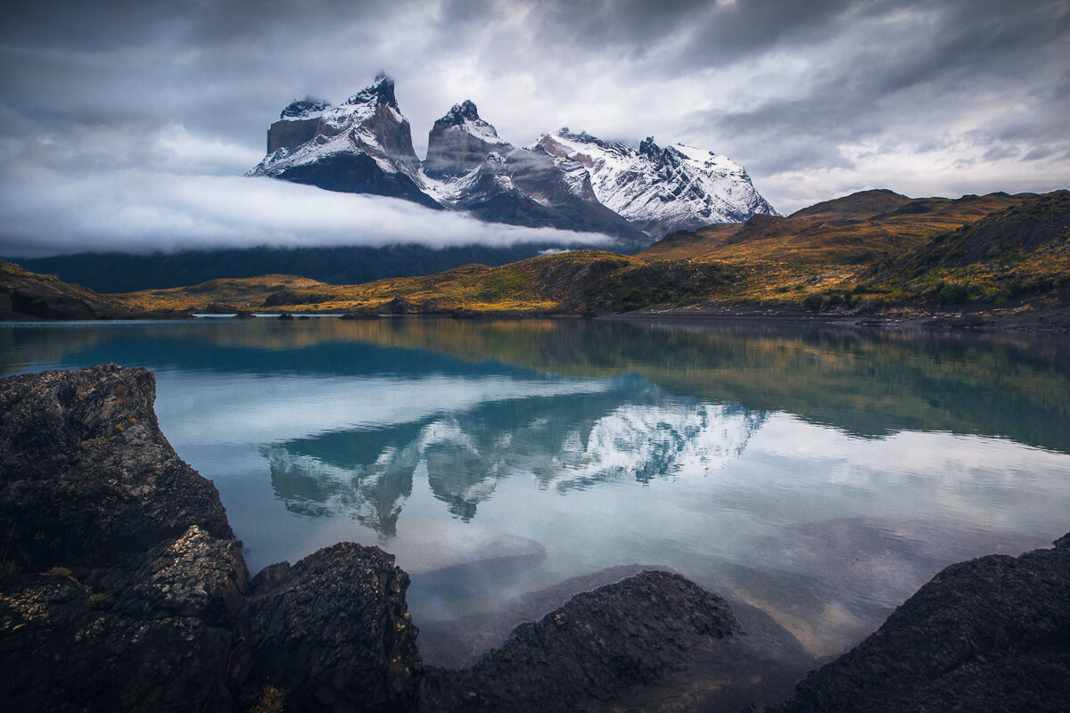Torres del Paine, Chile, Patagonia, Los Cuernos, Marco Grassi, Marco Grassi Photography, Fine art landscape photography,