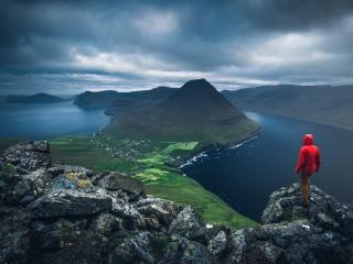 Vidareidi during the Faroe Islands Photo Tour