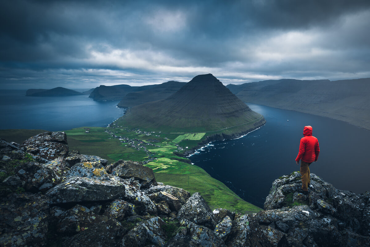 Vidareidi during the Faroe Islands Photo Tour