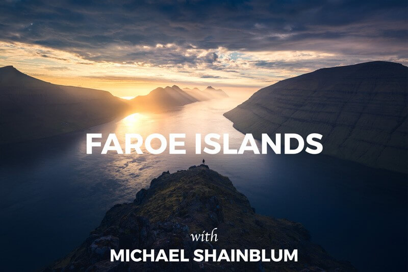 Faroe Islands Photography Workshop with Marco Grassi and Michael Shainblum