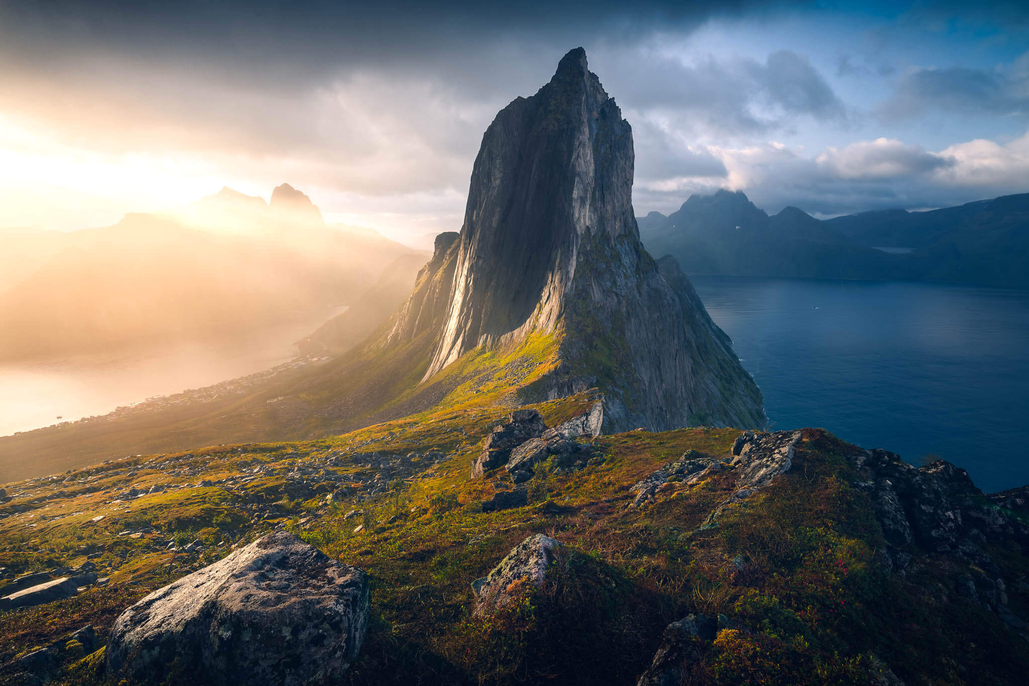 Fjords of norway, Segla Senja Islands