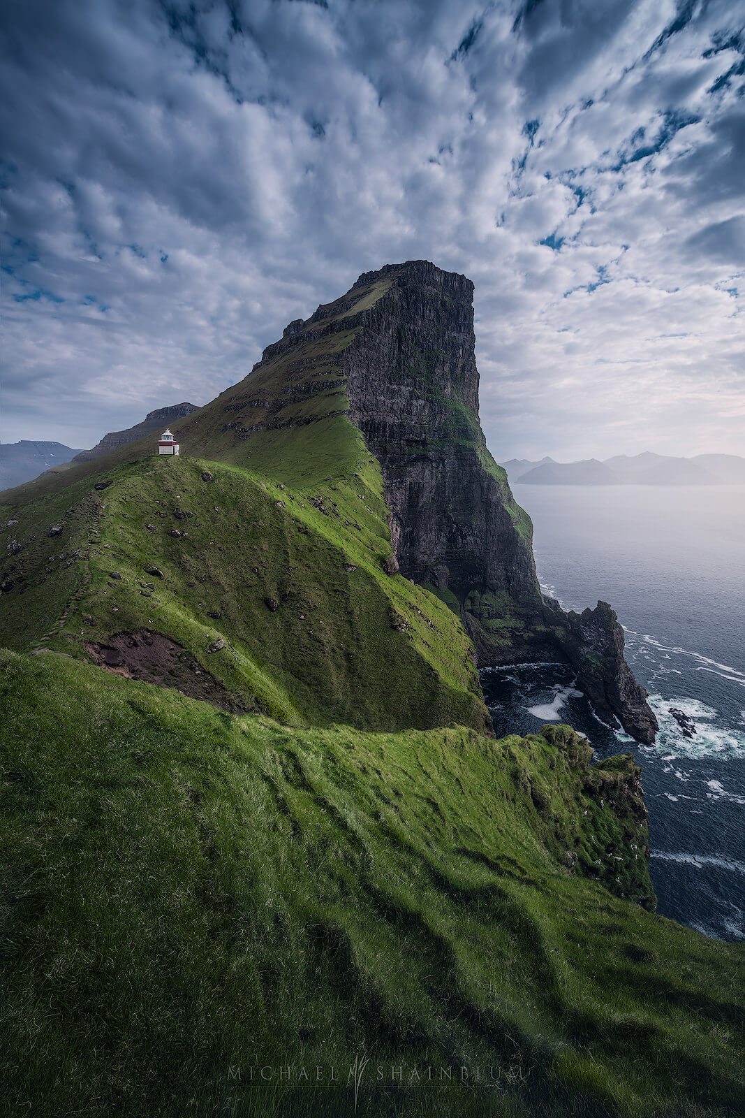 Kallur Lighthouse during the Faroe Islands Photography Workshop