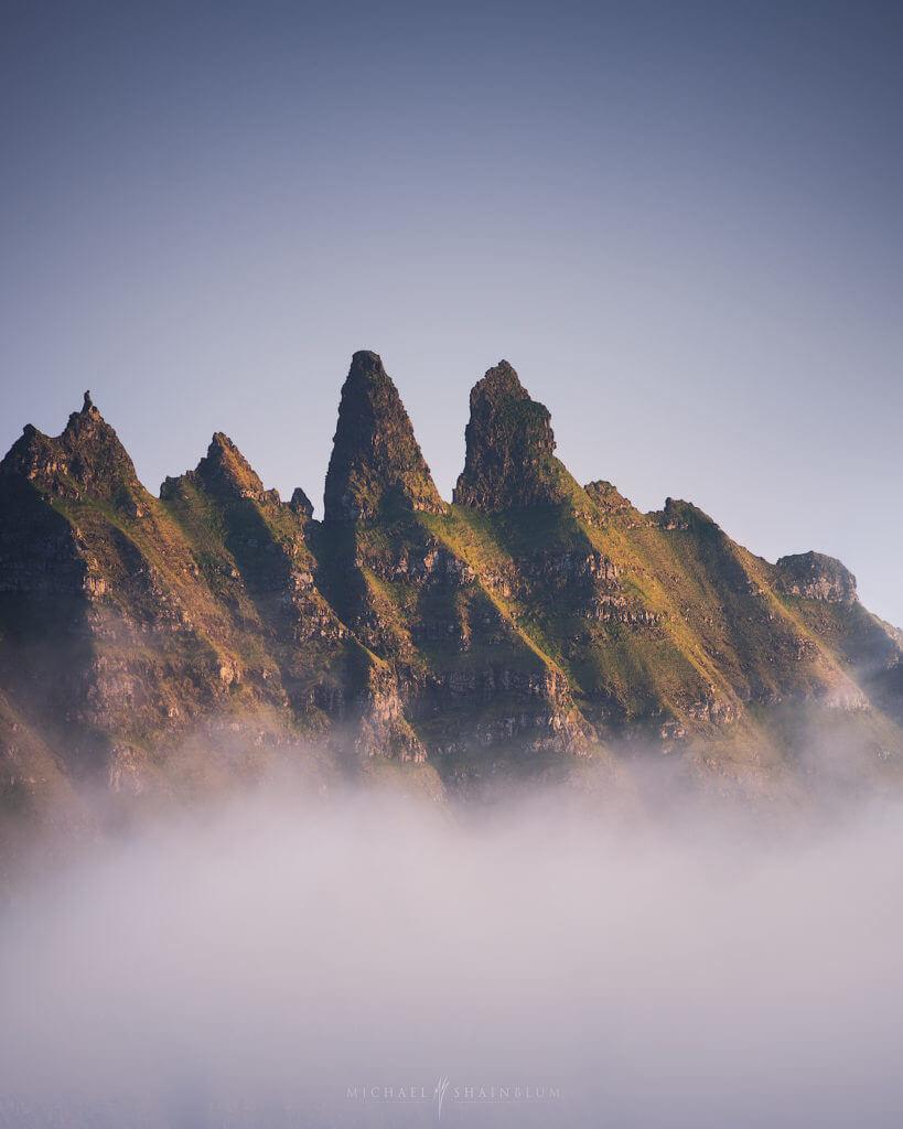 Tindholmur during the Faroe Islands Photography Workshop