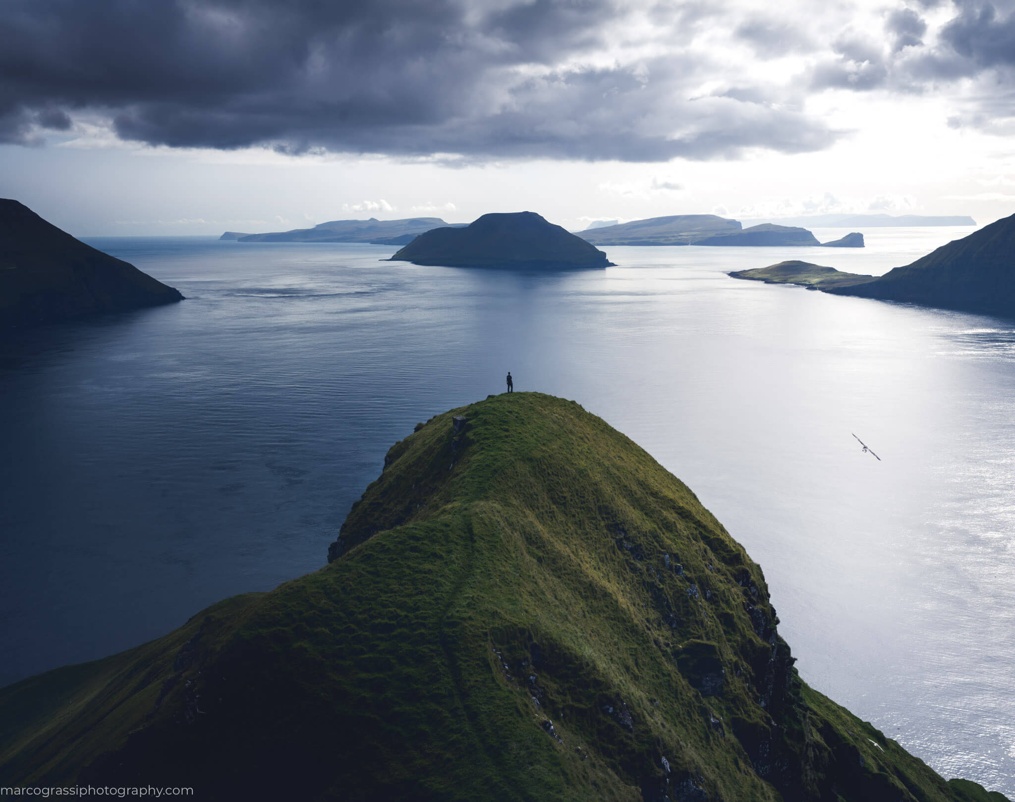 Day hike during the Faroe Islands Photo Tour