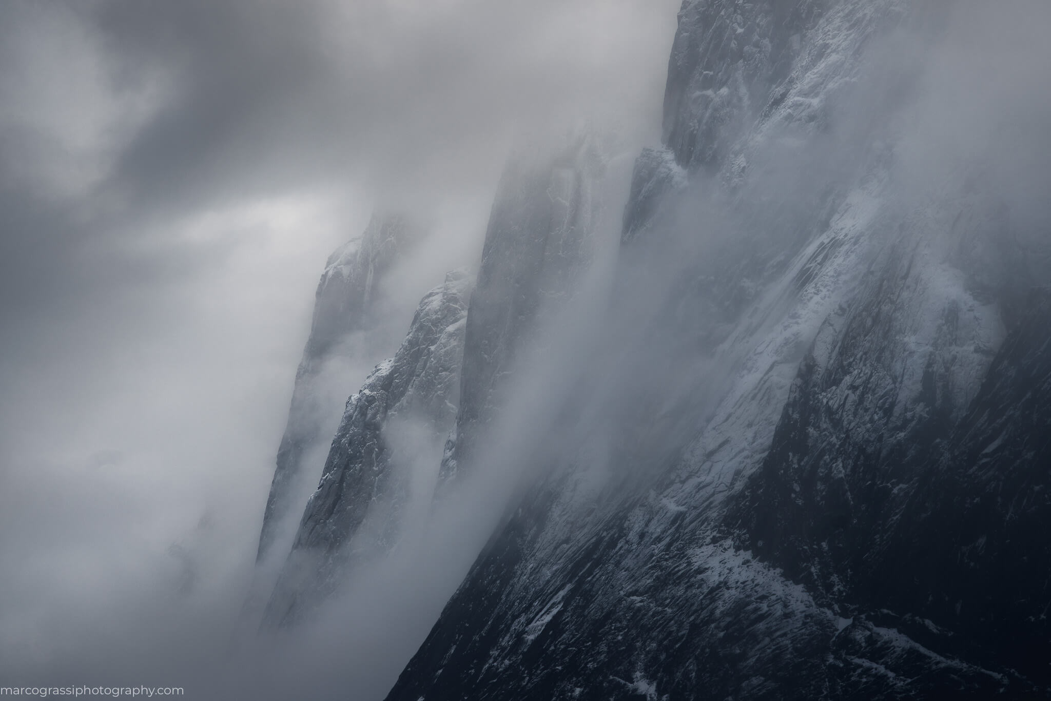 Peaks in Greenland