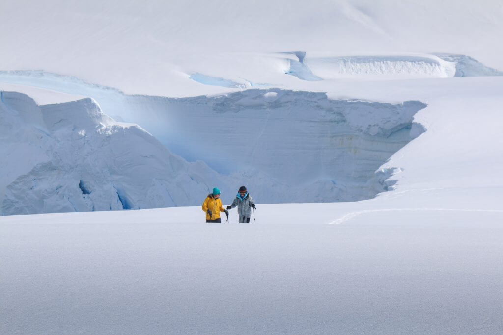 Wondering around during the Antarctica Photography workshop with Marco Grassi Photography