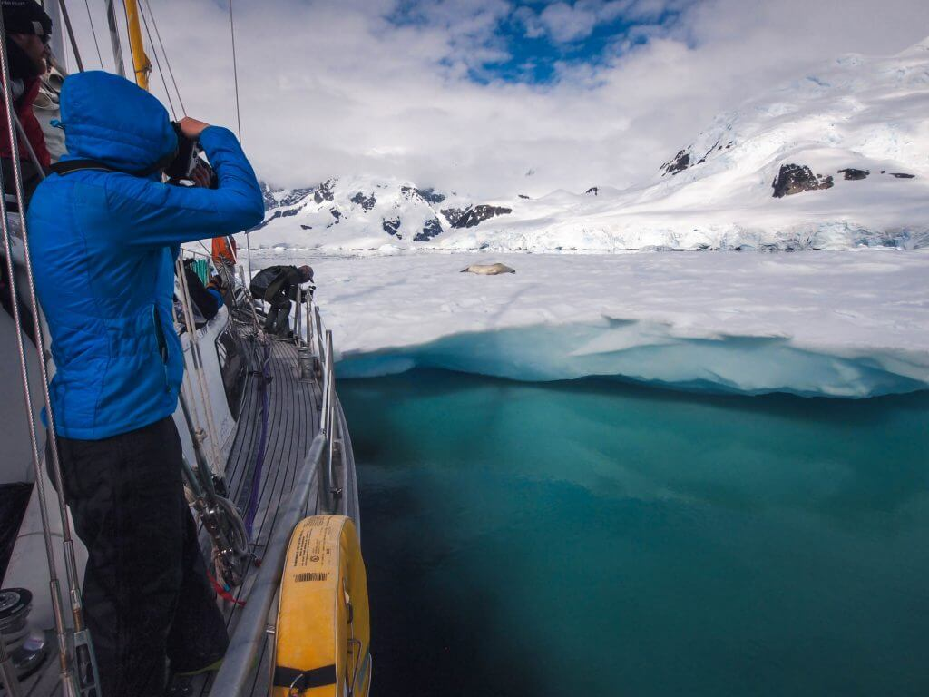 More photos during the Antarctica Photo Tour with Marco Grassi Photography