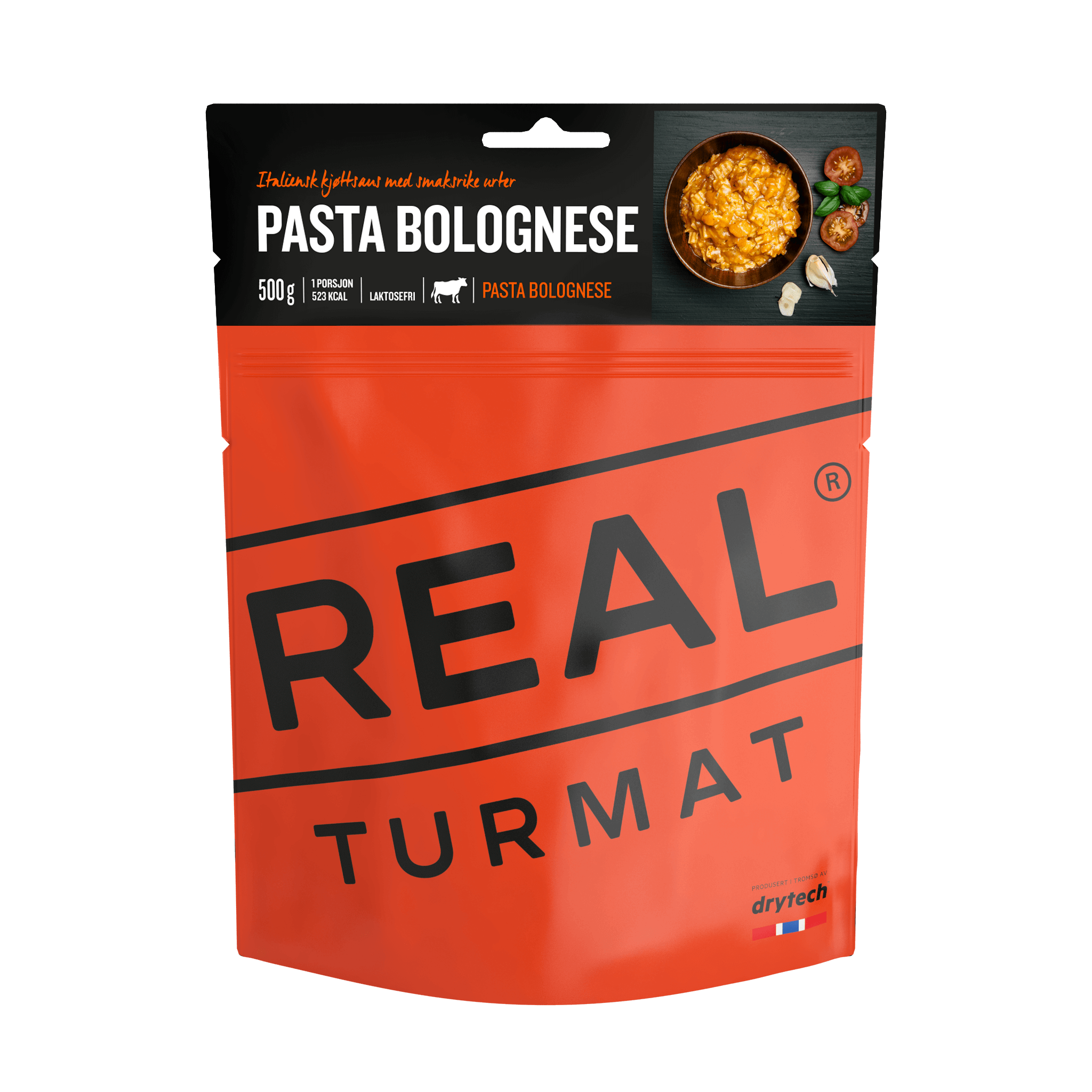 Delicious dried food for every adventure by Real Turmat