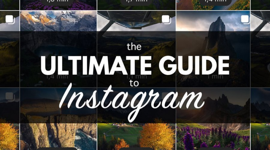 The Ultimate Instagram Guide by Marco Grassi