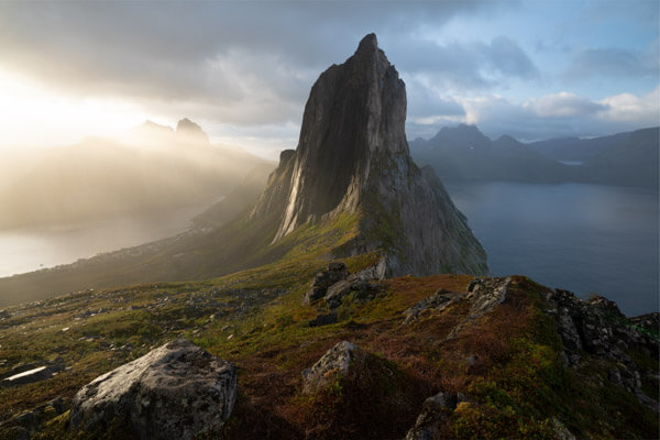 Extraordinary Landscapes, a preset pack by Marco Grassi for Luminar