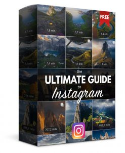 Get your free guide to Instagram by Marco Grassi