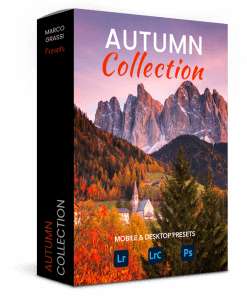 Autumn Collection Presets By Marco Grassi