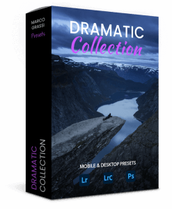Dramatic Collection Presets By Marco Grassi