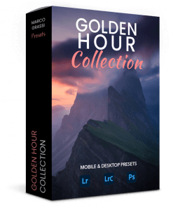 Golden Hour Collection Presets By Marco Grassi
