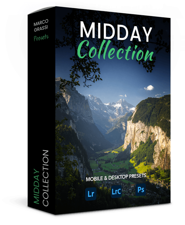Midday Collection Presets By Marco Grassi