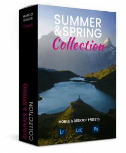 Summer & Spring Collection Presets By Marco Grassi