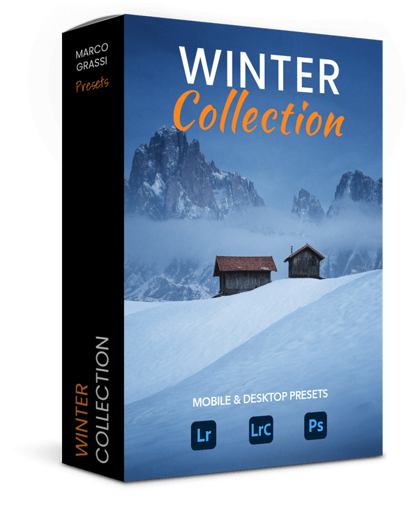 Winter Collection Presets By Marco Grassi
