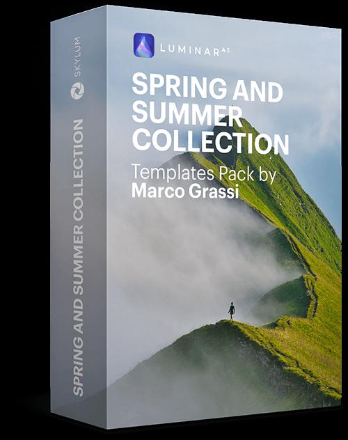 Luminar Presets Summer & Spring Collection