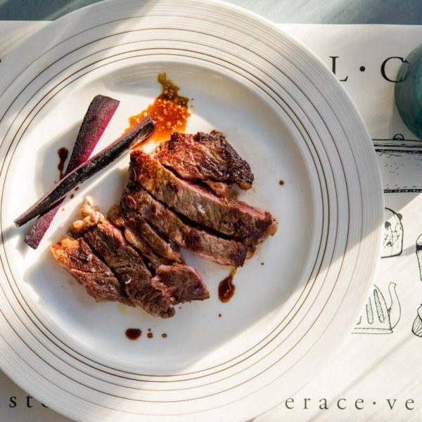 Giacomo Devoto food during Tuscany workshop by Marco Grassi